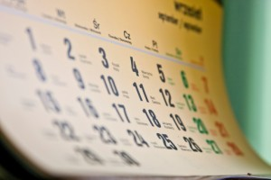 tabla de las fechas de los horoscopos