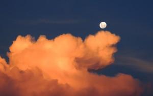 como es la luna en sagitario