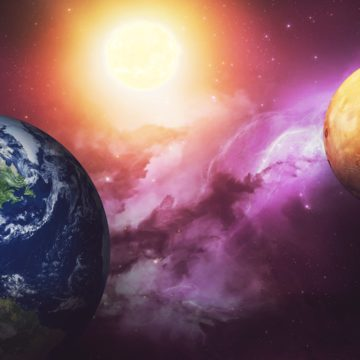 Los planetas de los signos de fuego
