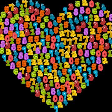 Numerología del amor para los signos de Agua
